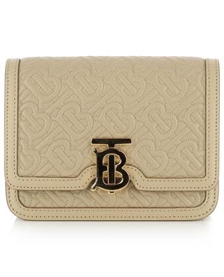 Monogram TB Bag quilted leather belt bag BURBERRY