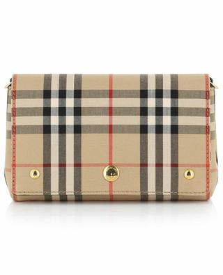 Hackberry Small Vintage Check shoulder wallet BURBERRY