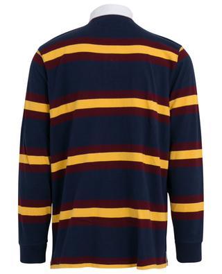 Classics tricolour long-sleeved polo shirt POLO RALPH LAUREN