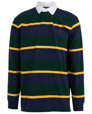 Polo à manches longues tricolore Classics POLO RALPH LAUREN