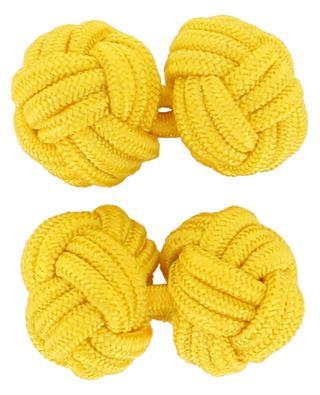 Manschettenknöpfe aus Stoff WARMAN
