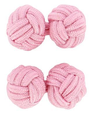 Bicoloured cufflinks WARMAN