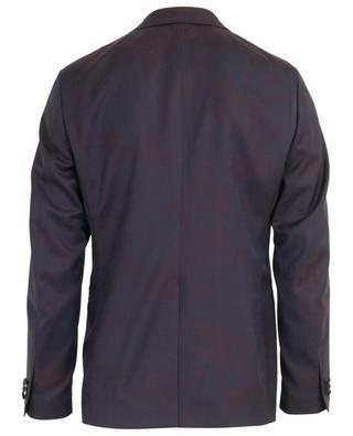 Floral wool jacquard dinner suit ETRO