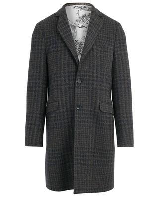 Mantel aus Wollmix mit Print ETRO