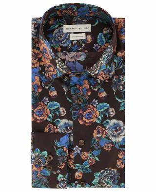 Geblümtes Hemd aus Baumwolle ETRO