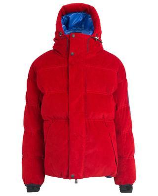 Stuller corduroy down jacket MONCLER