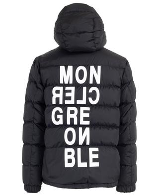 Isorno hooded down jacket MONCLER