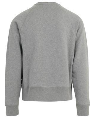 Sweatshirt aus Baumwolle mit Logo MONCLER