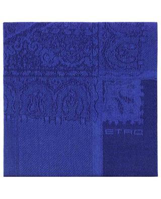 Écharpe en laine et soie motif Paisley ETRO