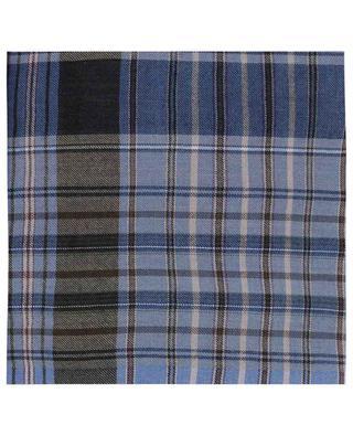 Écharpe légère motif tartan multicolore ETRO