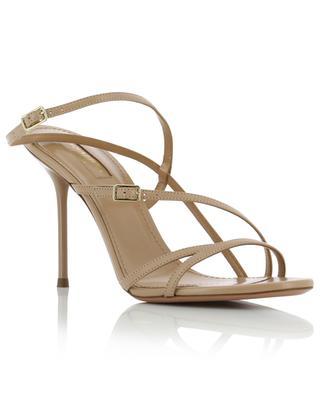 Carolyne 95 strappy calfskin sandals AQUAZZURA