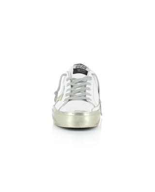 Hi Star golden leather detail platform sneakers GOLDEN GOOSE