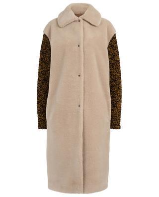 Mantel aus Lammfell-Imitat M MISSONI