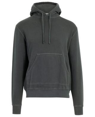 Sweat-shirt à capuche effet délavé Olivier OFFICINE GENERALE