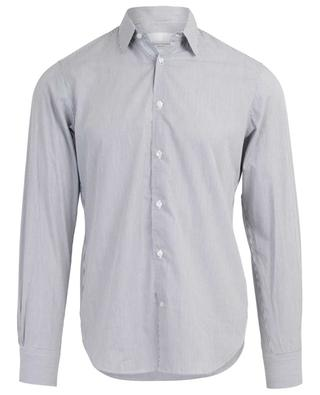 Benoit striped cotton shirt OFFICINE GENERALE
