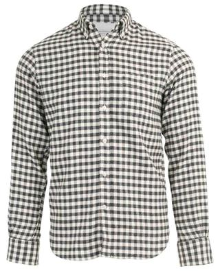 Check flannel shirt OFFICINE GENERALE