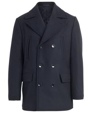 Edward wool and cashmere short coat OFFICINE GENERALE