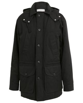 Hodded lined parka OFFICINE GENERALE