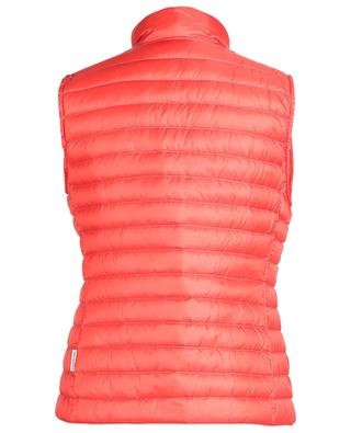 Sleeveless down jacket JAN MAYEN