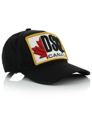 Casquette veillie DSQ2 Patch DSQUARED2