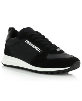 New Runner Hiking low-top multi material sneakers DSQUARED2