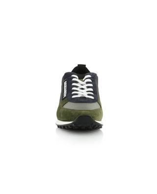New Runner Hiking low-top multi material sneakers DSQUARED2