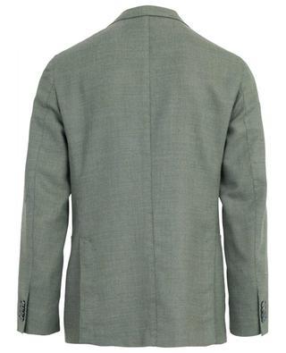 Textured virgin wool blend blazer BOGLIOLI