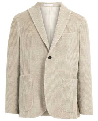 Single-breasted corduroy blazer BOGLIOLI
