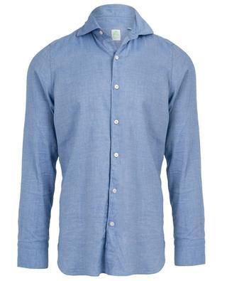 Simone flannel shirt FINAMORE