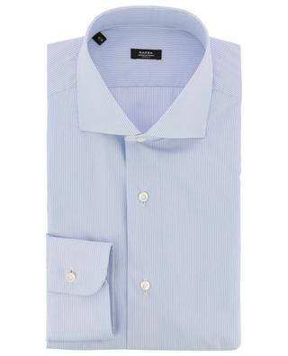 Striped cotton shirt BARBA