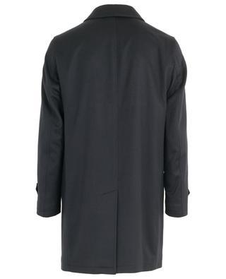 Straight cashmere coat MAURIZIO BALDASSARI