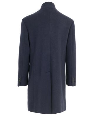 Wool and cashmere coat with stand-up collar MAURIZIO BALDASSARI
