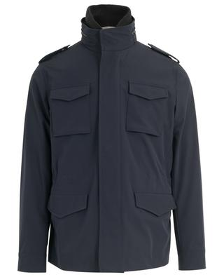 Water-repellent parka with cashmere vest MAURIZIO BALDASSARI