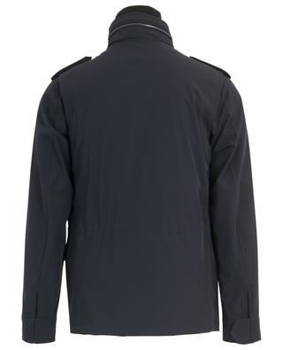 Water-repellent parka with cashmere vest MAURIZIO BALDASSARI
