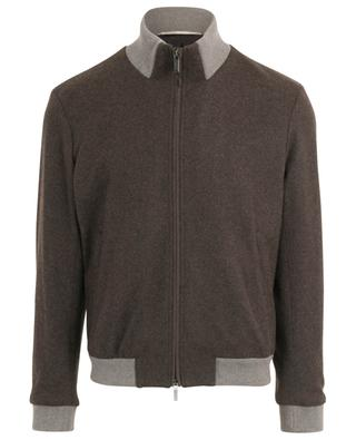 Cashmere jacket MAURIZIO BALDASSARI