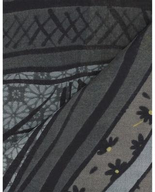 Feiner Schal mit Print Timide STORIATIPIC