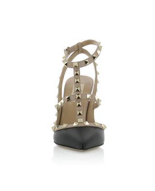 Rockstud bicolour leather pumps VALENTINO