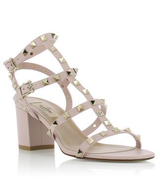 Sandales en cuir clouté Rockstud VALENTINO