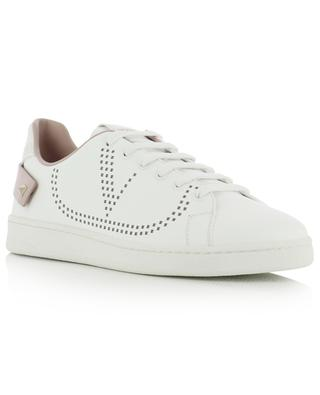 Backnet VLOGO perforated leather sneakers VALENTINO