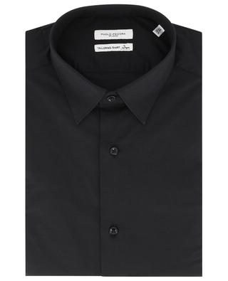 Tailoring Shirt stretchy cotton shirt PAOLO PECORA