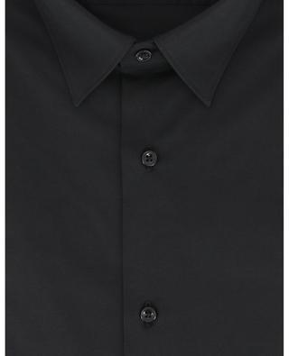 Langarm-Hemd aus Baumwollstretch Tailoring Shirt PAOLO PECORA