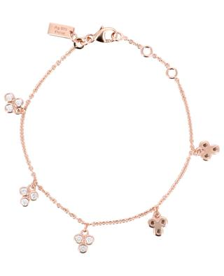Triade pink gold plated silver bracelet AVINAS