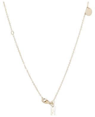 Halskette aus vergoldetem Silber Confetti AVINAS