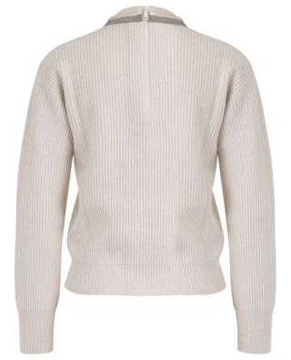 Ribbed cashmere jumper BRUNELLO CUCINELLI