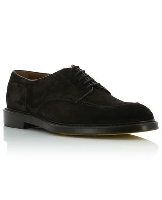 Point suede lace-up shoes DOUCAL'S