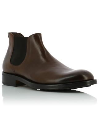 Shiny leather ankle boots DOUCAL'S
