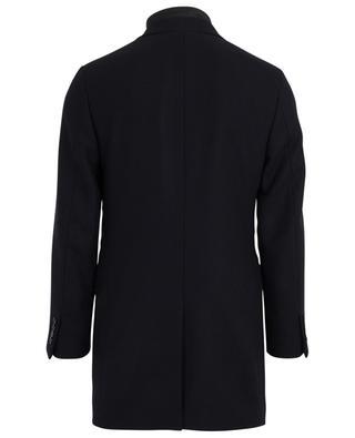 Herringbone wool and cashmere coat FAY