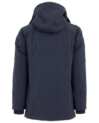 Hooded parka with removable down jacket FAY