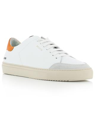Sneakers aus Leder Clean 90 Triple orange AXEL ARIGATO