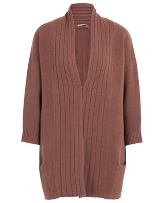 Oversize-Woll- und Kaschmir-Cardigan im Kimono-Look HEMISPHERE